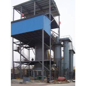 双段式煤气发生炉产品结构合理,操作维修方便,安全环保,节约能源.