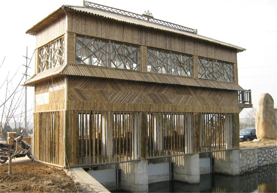 竹楼主要指两层或以上的竹结构楼房
