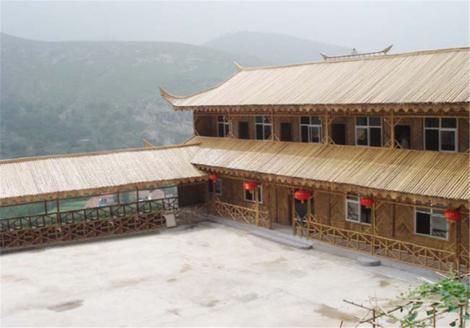 竹楼工业结构设计