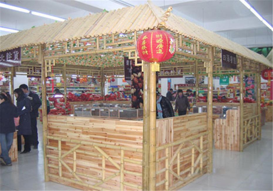竹室内装修价格 - 广德县杨滩镇四季青竹工艺品厂