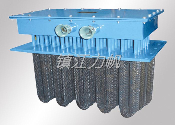 380v电加热管温控延时接线图