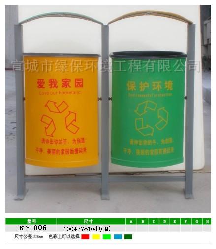 环保材料垃圾桶主要材质为