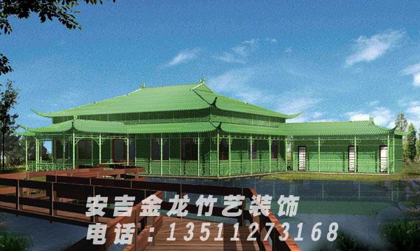 产品 竹建筑设计                         竹子在食品