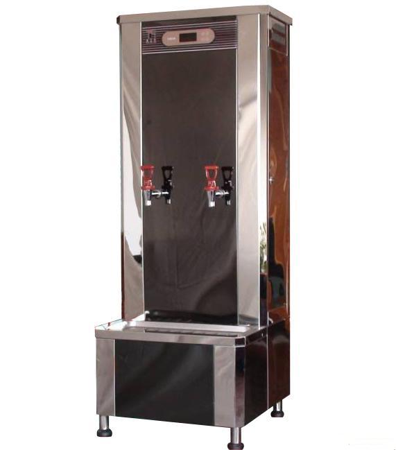 传统式开水器,沸腾式开水器,步进式开水器,即开式开水器和电磁开水器.