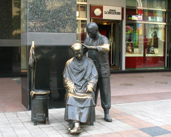 小品雕塑制作 - 镇江维纳斯雕塑工程有限公司