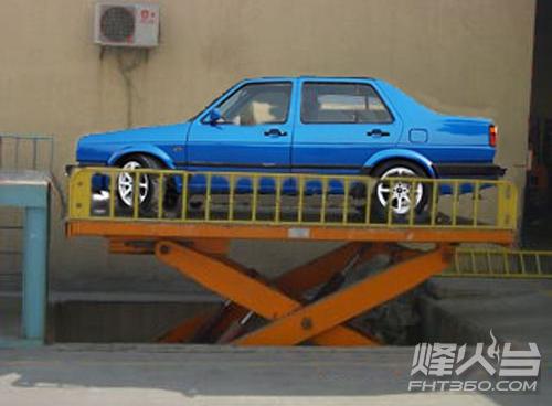 汽车专用升降机使用说明