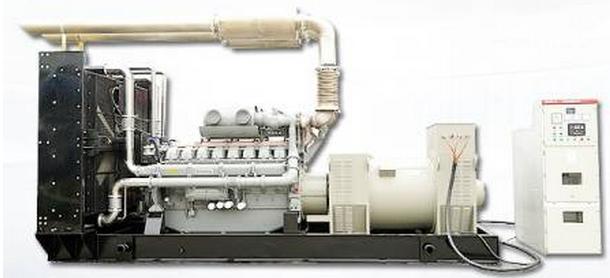 曼海姆船用柴油发电机组