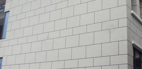 (1)仿木瓦饰板:仿木瓦饰板在外墙装修材料中比较