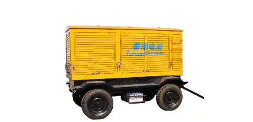 移动式发电机组有多种结构和功能