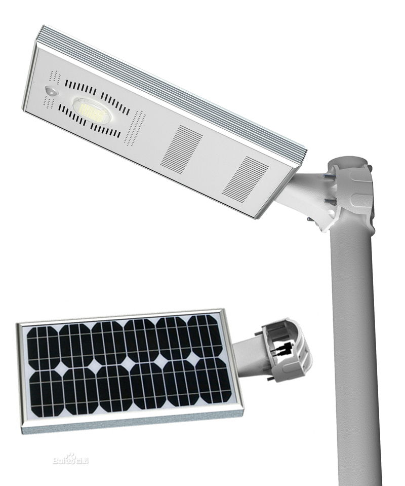 一体化太阳能路灯供应商介绍说太阳能路灯系统不能正常工作,LED灯不亮,亮的时间不够,亮度不够,时亮时不亮.解决方案:重新连接电池,更换蓄电池,更换蓄电池的接线头,维修电池或者直接更换蓄电池.LED灯时亮时不亮,亮的时间不够,白天亮晚上不亮或者一直亮着.解决方案:更改控制器硬件,直接更换控制器.