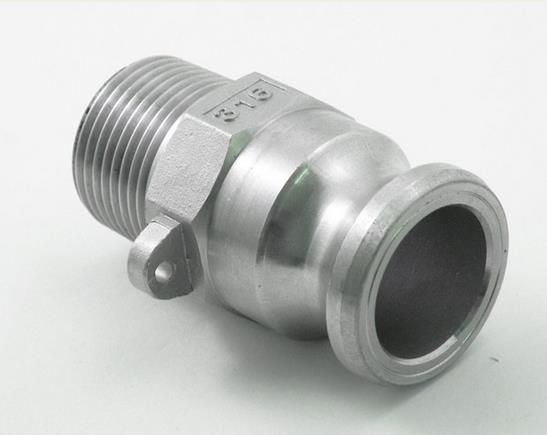 快速接头,是一种不需要工具就能实现管路连通或断开的接头。快速接头可分为:压缩空气用快速接头、氧气燃料气体用快速接头、乙炔快速接头,丙烷快速接头,天然气快速接头,二氧化碳快速接头,气体液体共用快速接头、油压用快速接头、惰性气体用快速接头、冷却水温油用快速接头、半导体快速接头。 空气快速接头主要用于空气配管、气动工具配件。对应其用途,有丰富多样的本体材质、尺寸及安装形状多样。 使用注意事项:  请不要用于流体以外的用途。  请不要用于适用流体以外的流体。  使用时不要超过最高使用压力。  不要在使用温度