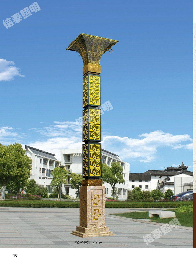 商业欧式景观灯柱