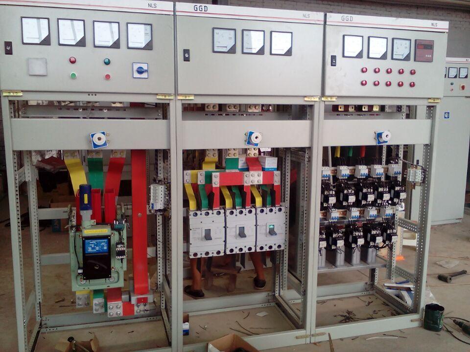 ggd低压配电柜 配电柜厂家