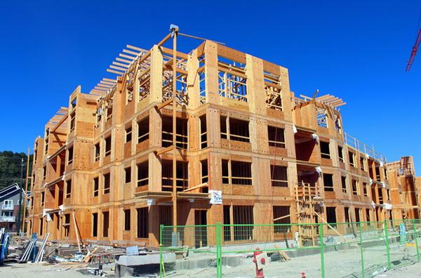 木结构房屋 木结构住宅