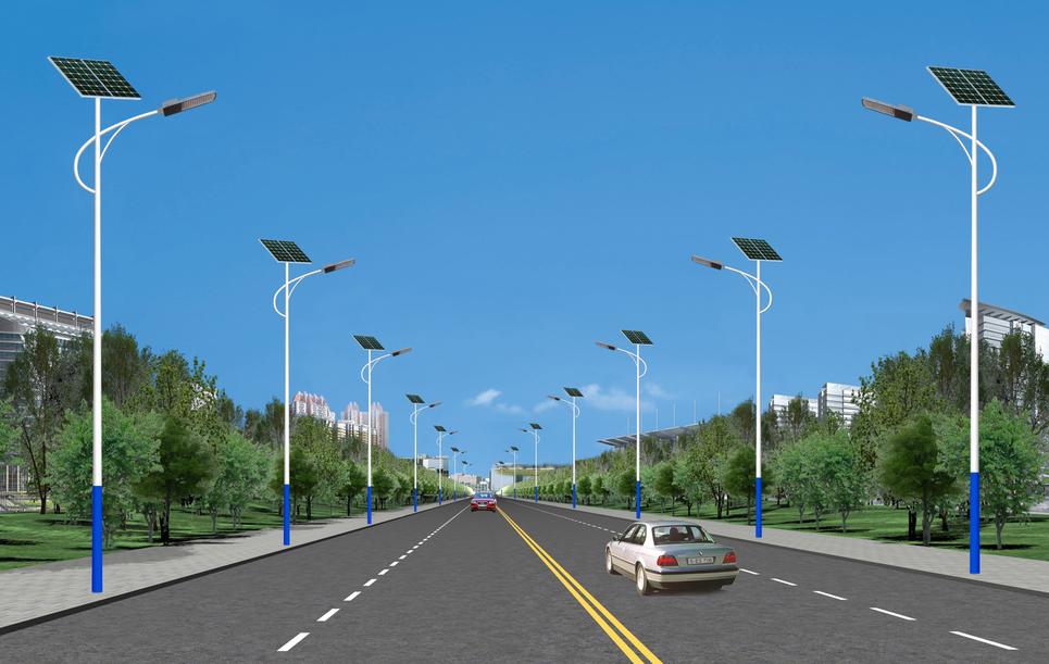 山东太阳能路灯 - 扬州诚阳照明工程有限公司