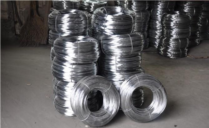 生产镀锌钢丝