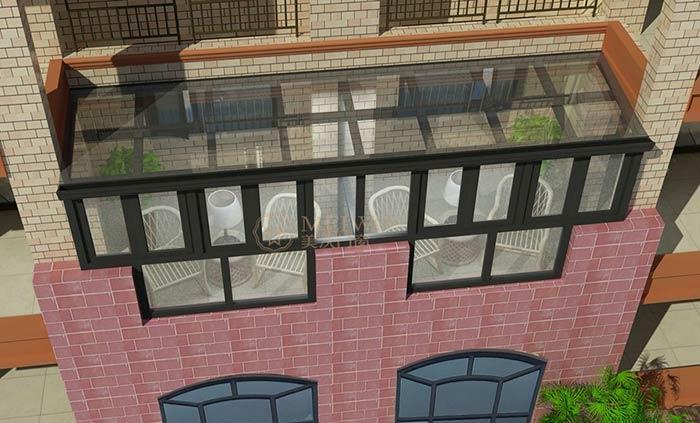阳光房设计包括建筑设计与结构设计。 建筑设计主要内容是根据客户的使用功能要求及经济能力,对阳光房造型、使用材料、平面布局、照明、通风等进行规划设计。 结构设计是指在建筑设计的基础上,通过对阳光房自重、阳光房使用、施工过程中荷载、风载、雪载等综合考虑,按建筑规范计算设计荷载,再根据设计荷载进行结构验算,通过按建筑规范计算出阳光房梁、柱断面大小、结构壁厚、节点连接方法等。只有通过结构设计的阳光房,才能保证安全使用。 阳光房要根据使用者的使用功能要求、审美观、爱好和经济能力来设计,每个人的条件不一样,设计要求也