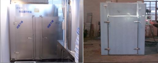 热风循环烘箱 - 南京诺威干燥设备厂
