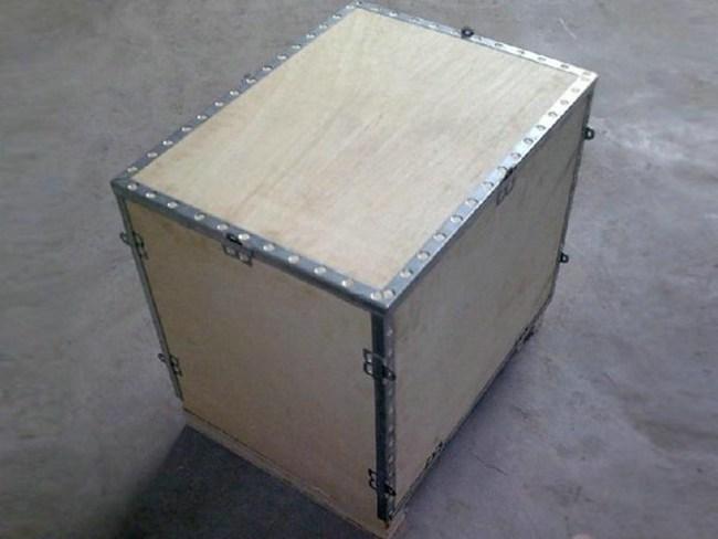 产品 胶合板木包装箱