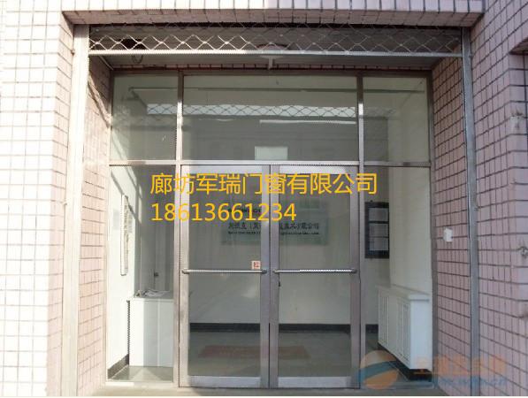 公司成立于1999年,是一家生产销售不锈钢感应门,不锈钢玻璃门,电动门