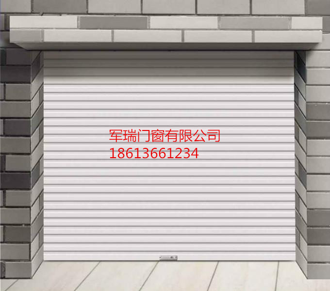 消防卷帘门联动控制电路图