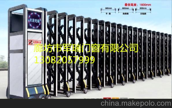 使用电源:单相220v或三相380v,50hz 军瑞电动门机功率:370w―1500w