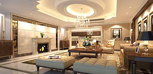 室内装修需整体艺术