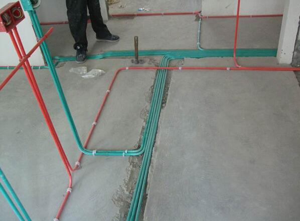 室内水电工程安装 - 上海宏志设计装饰有限公司