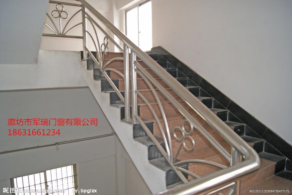 欧式不锈钢室外楼梯扶手