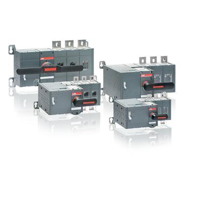 电动隔离开关控制  电动隔离开关适用于远程控制  abb电动隔离开关