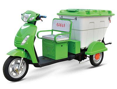 下一条:电动垃圾车绿色佳人240升挂桶车