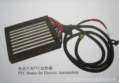 镇江电动汽车ptc加热器