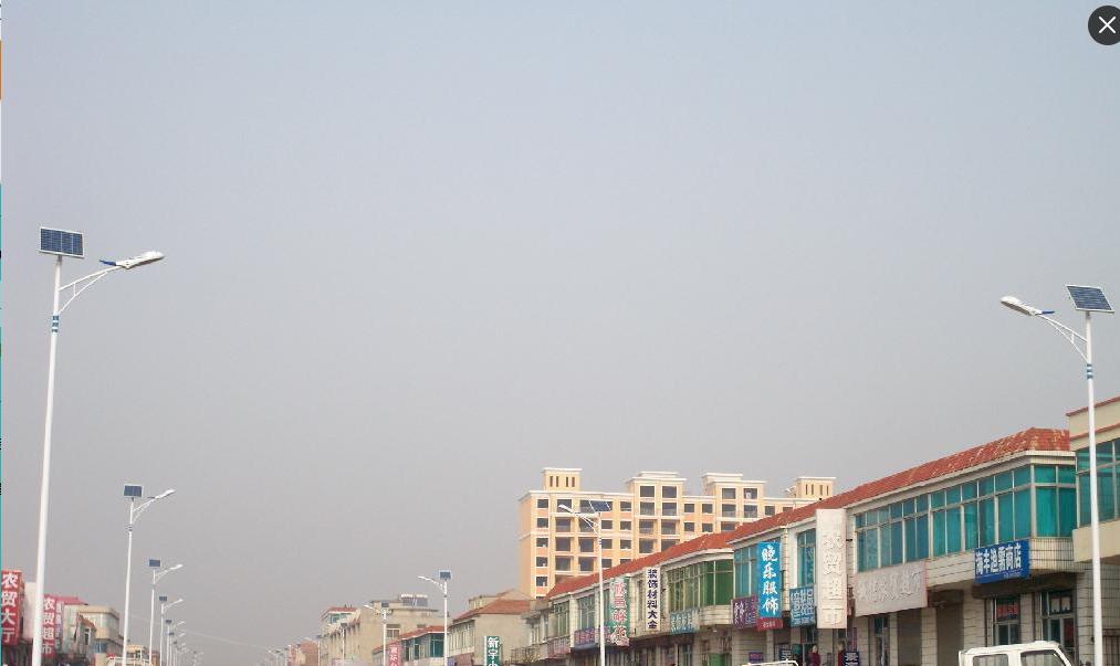 农村太阳能路灯 产品介绍:         太阳能路灯工作原理说明:白天
