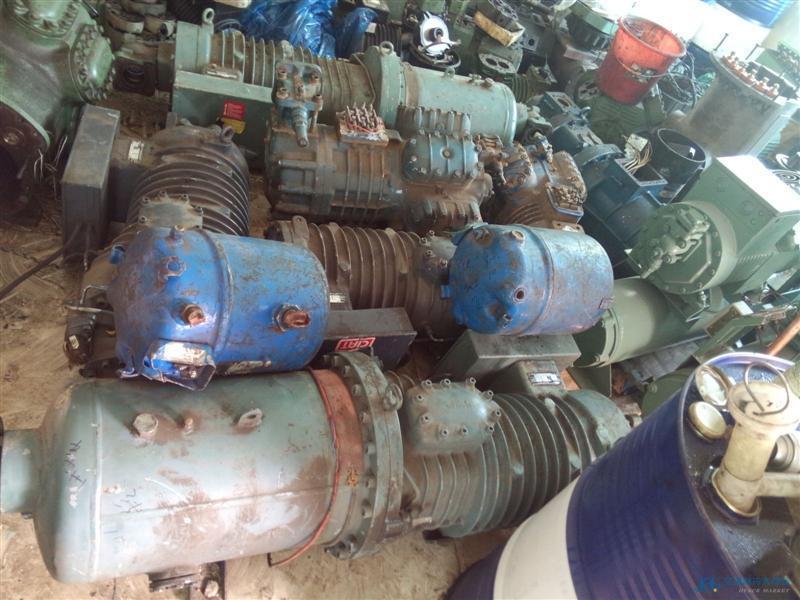 进口螺杆机维修