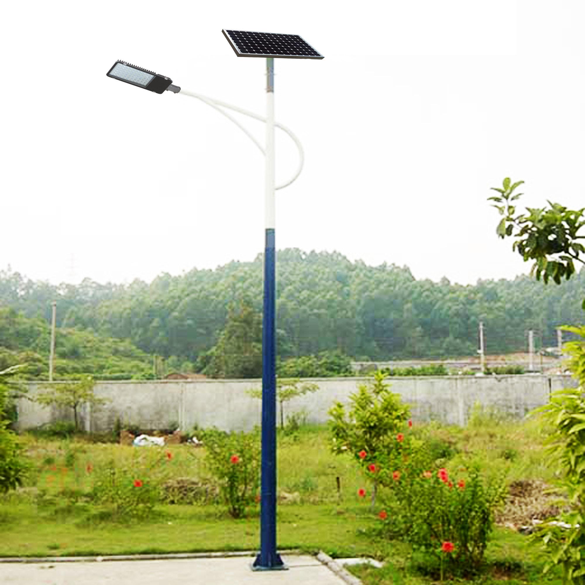 哪个河南一体化太阳能路灯好