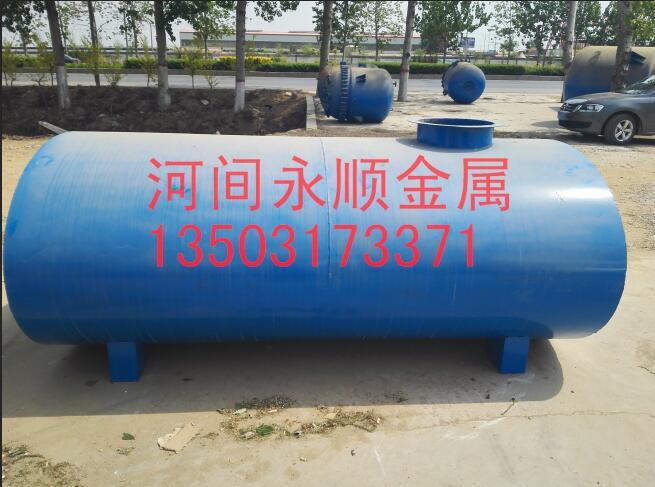 压力容器订制 - 河间市永顺金属制品有限公司