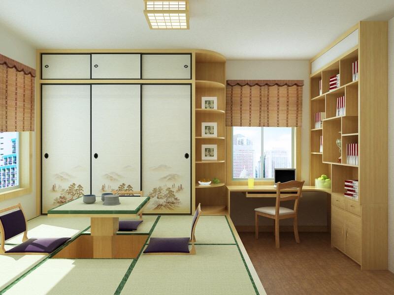 客厅榻榻米设计
