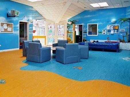 天津室内儿童游乐场运动地胶幼儿园舞蹈房