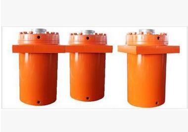 单活塞双作用前发兰液压缸