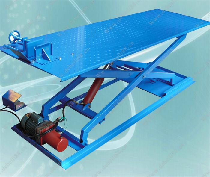 剪叉式升降机用油缸