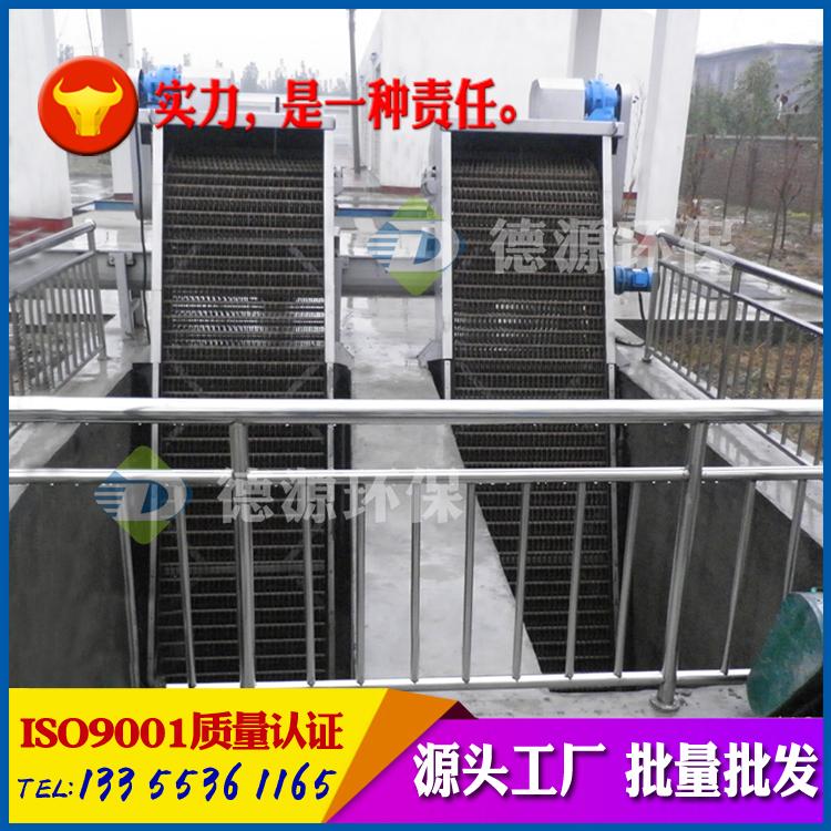 机械格栅机规格型号有哪些 山东德源环保加工定做机械格栅 机械 深圳
