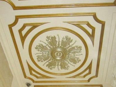 欧式浮雕石膏花纹