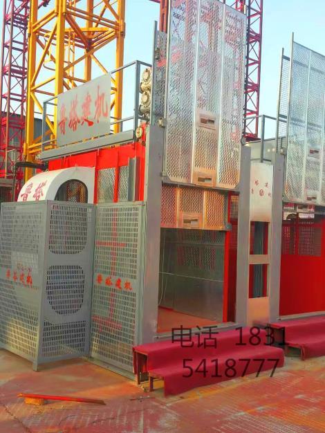 鲁塔施工升降机专业生产厂家