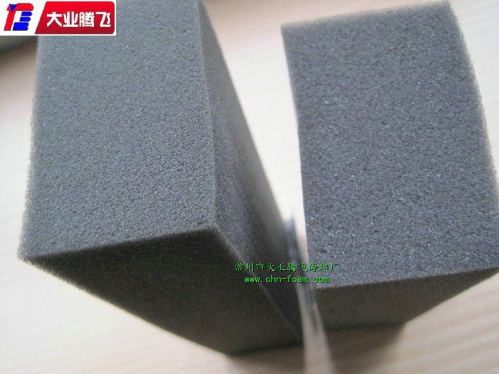 可根据客户提供图纸生产 产品简要描述及优势 特点 防静电海绵与泡棉