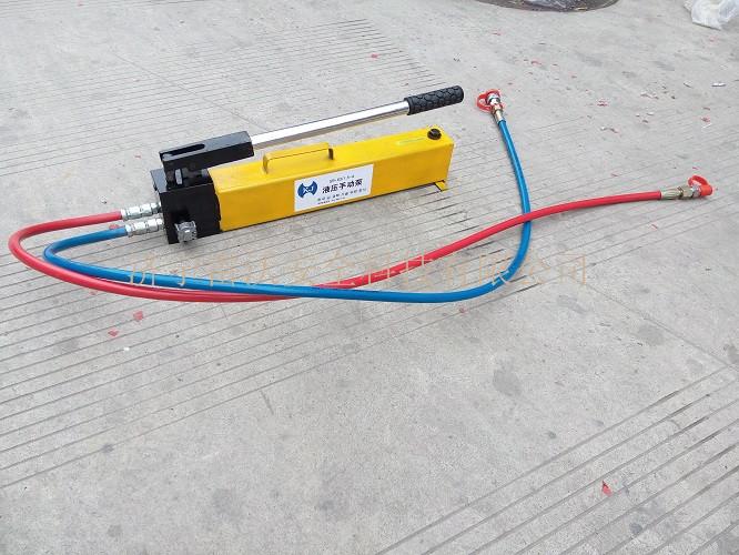 液压手动泵金正液压泵bs-63型图片