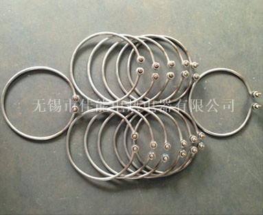 金属电加热圈