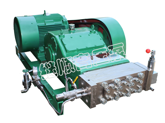 固定式超高压试压泵