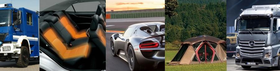 1 汽车油箱用 客户要求   2 汽车尾气处理用 客户要求   3 汽车座垫用
