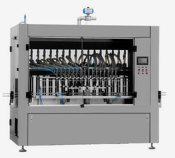 DG1000-16智能化高粘度灌装机