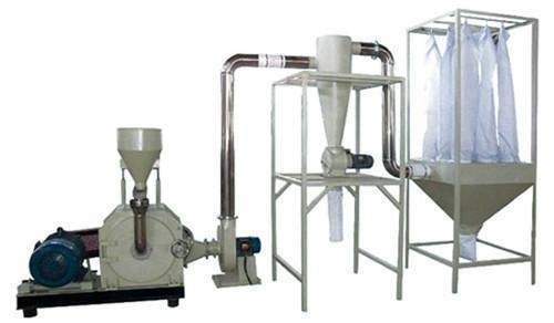 SMW系列立式不锈钢塑料磨粉机
